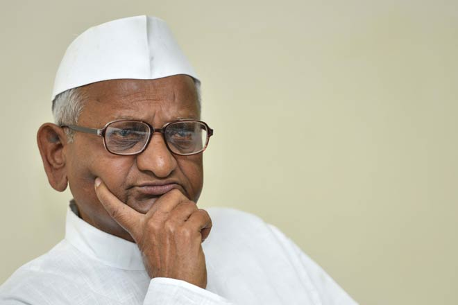 Anna Hazare life introduction