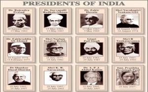 president of india