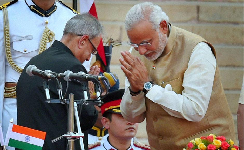 Modi and Pranav