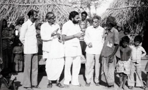 Sangh to join the BJP in 1987.