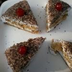 ब्लैक फ़ॉरेस्ट केक बनाने का तरीका
