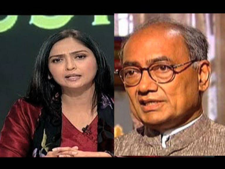 Digvijaya Singh Amrita Rai got married Age Date In Hindi