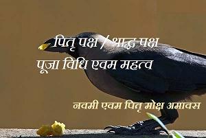 Pitru-Mahalaya-Paksha-Puja-Vidhi-Navmi-Shraddh-Moksha-Amavasya-In-Hindi