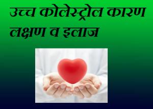 high cholesterol karan lakshan control food diet ilaj in hindi