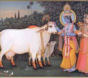 Gopashtami Puja katha