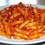 रेड सॉस पास्ता बनाने का तरीका