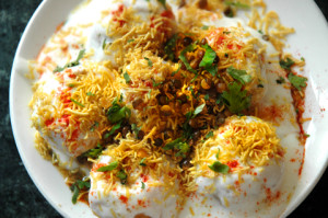 Gujarati chaat