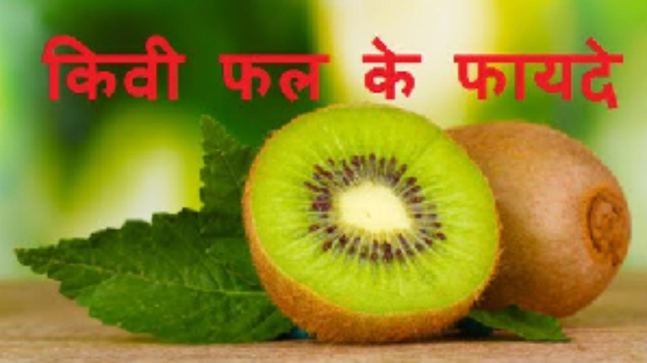 कीवी फल के फ़ायदे   kiwi fruit benefits in