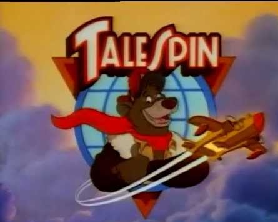 Disney Talespin Cartoon Series
