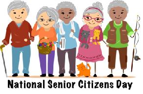 National Senior Citizen Day