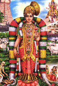 Aadi Pooram Andal Jayanthi Festival