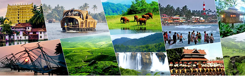 Kerala Tourism Places