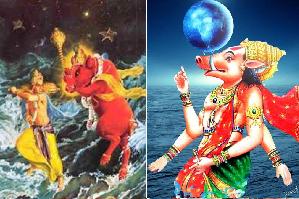Varaha Avatar Of Vishnu Jayanti