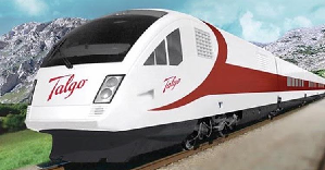 talgo bullet fastest train
