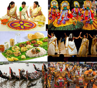 onam festival essay Onam festival is celebrated at the beginning of the first month of malayalam calendar (kolla varsham) called chingam this month corresponds to august-september in gregorian calendar and bhadrapada or bhadon in indian (hindu) calendar.