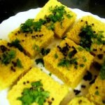 बेसन के खमण व ढ़ोकला बनाने की विधि | Besan Khaman Dhokla Banane Ki Recipe In Hindi