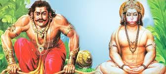 bheem-and-hanuman