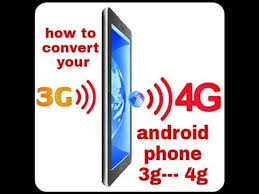 3G phone to 4G