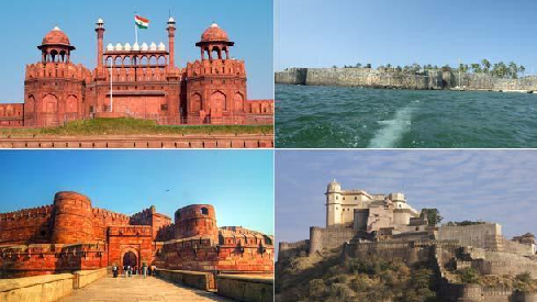 Indian Famous Forts