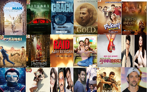 2019 Upcoming Bollywood movies