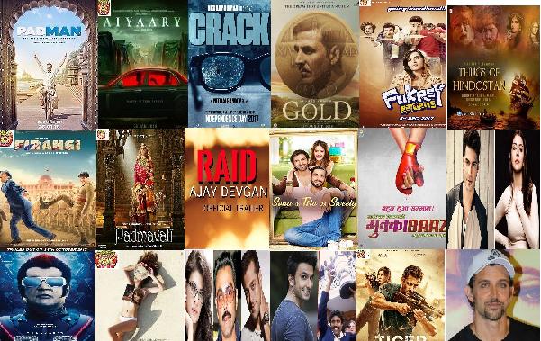2019 Upcoming Bollywood movies