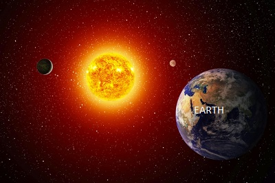Earth पृथ्वी