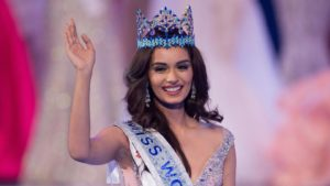 manushi chhillar miss world 2017 winning