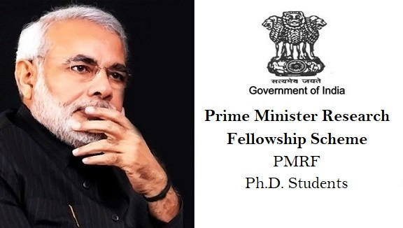 Prime Minister Research Fellowship Scheme