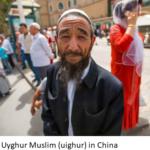 Uyghur Muslim (uighur) in China