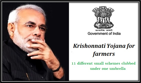 Krishonnati Yojana For Farmers