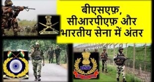 bsf vs army vs crpf