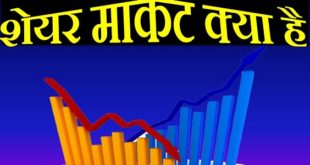 share market in hindi