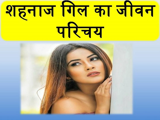 Shehnaz Gill biography in hindi