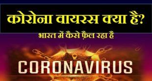 Coronavirus Symptoms Treatment hindi