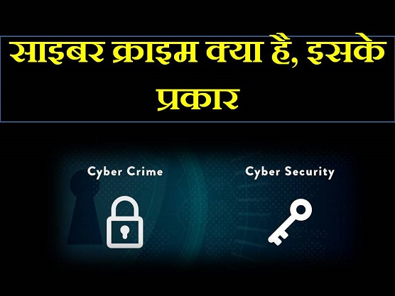 cyber crime kya hai hindi