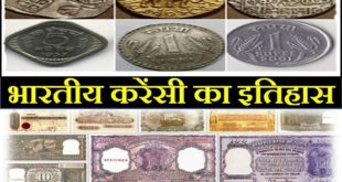 indian currency history in hindi
