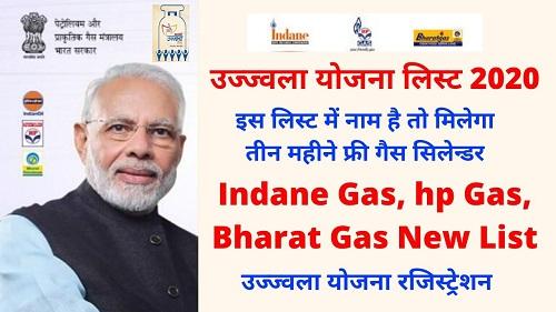 PM Ujjwala Yojana Free gas cylinder